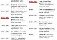 El Museo de la Terrissa de Quart en la Maratón de TV3